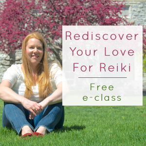 Rediscover Your Love For Reiki SQUARE