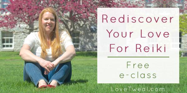 Rediscover Your Love for Reiki mailchimp header