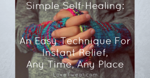 simple self-healing-2